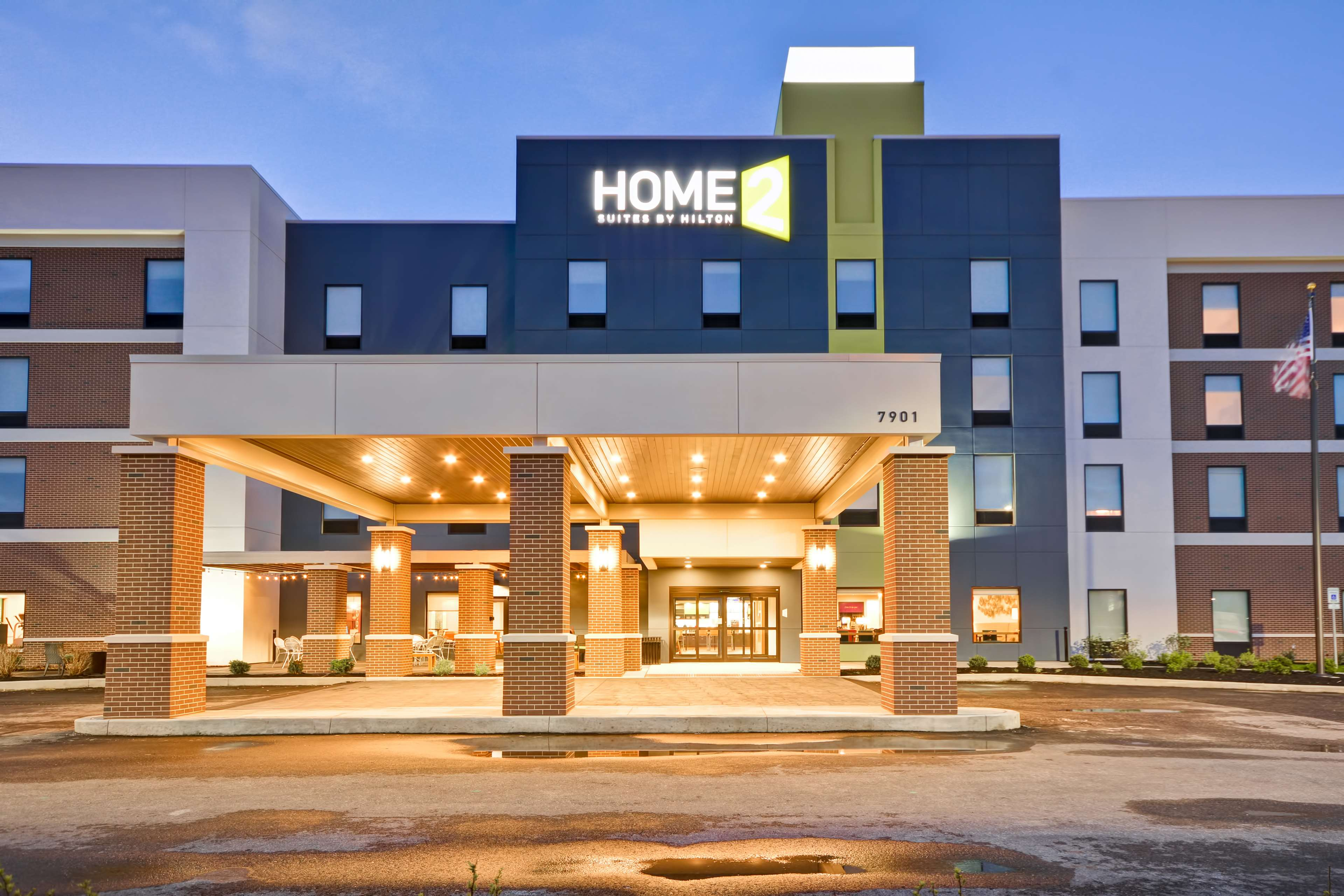 Home2 Suites By Hilton Evansville image 0