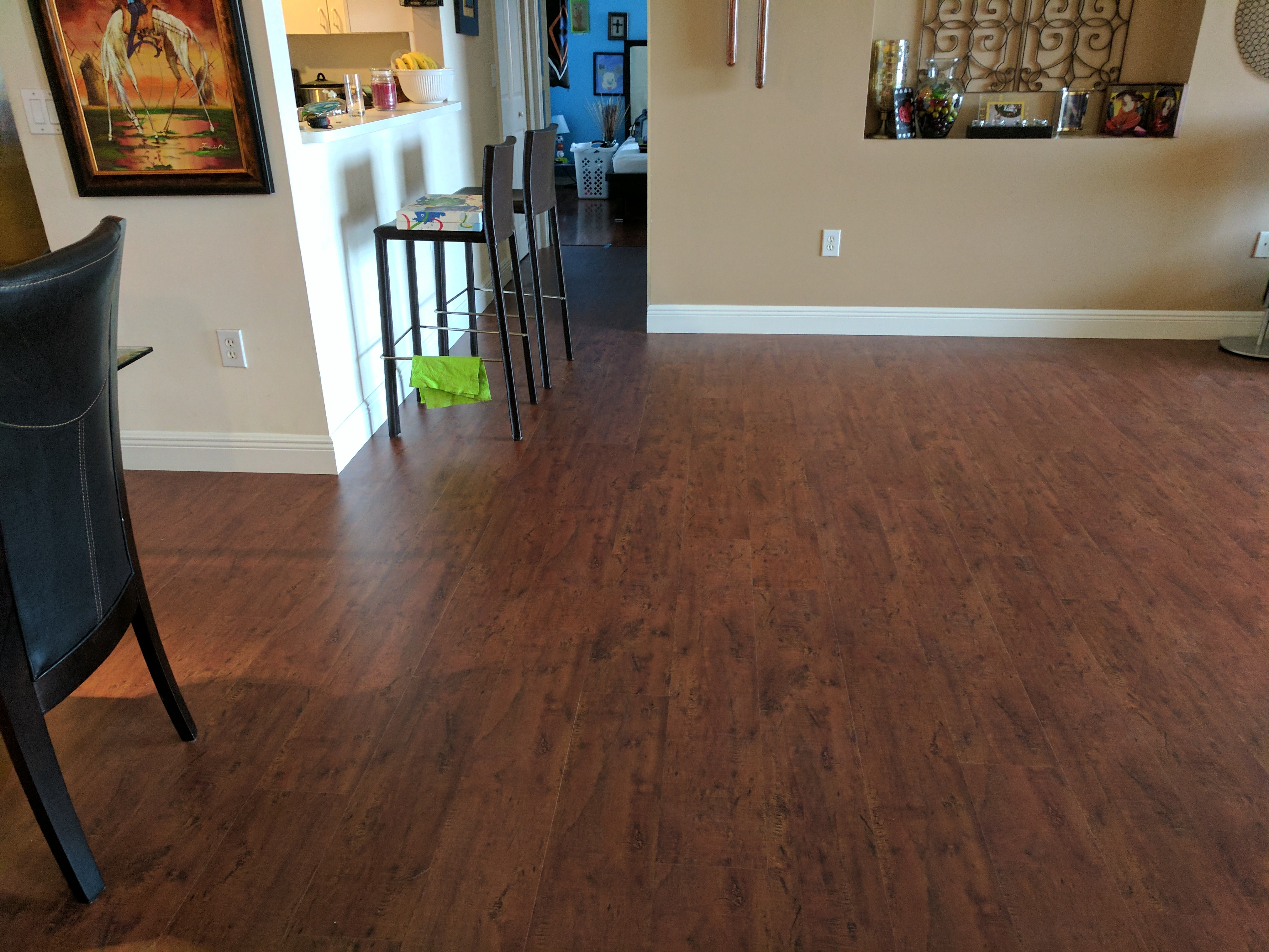 Blog haky professional construction for Laminate flooring estimate