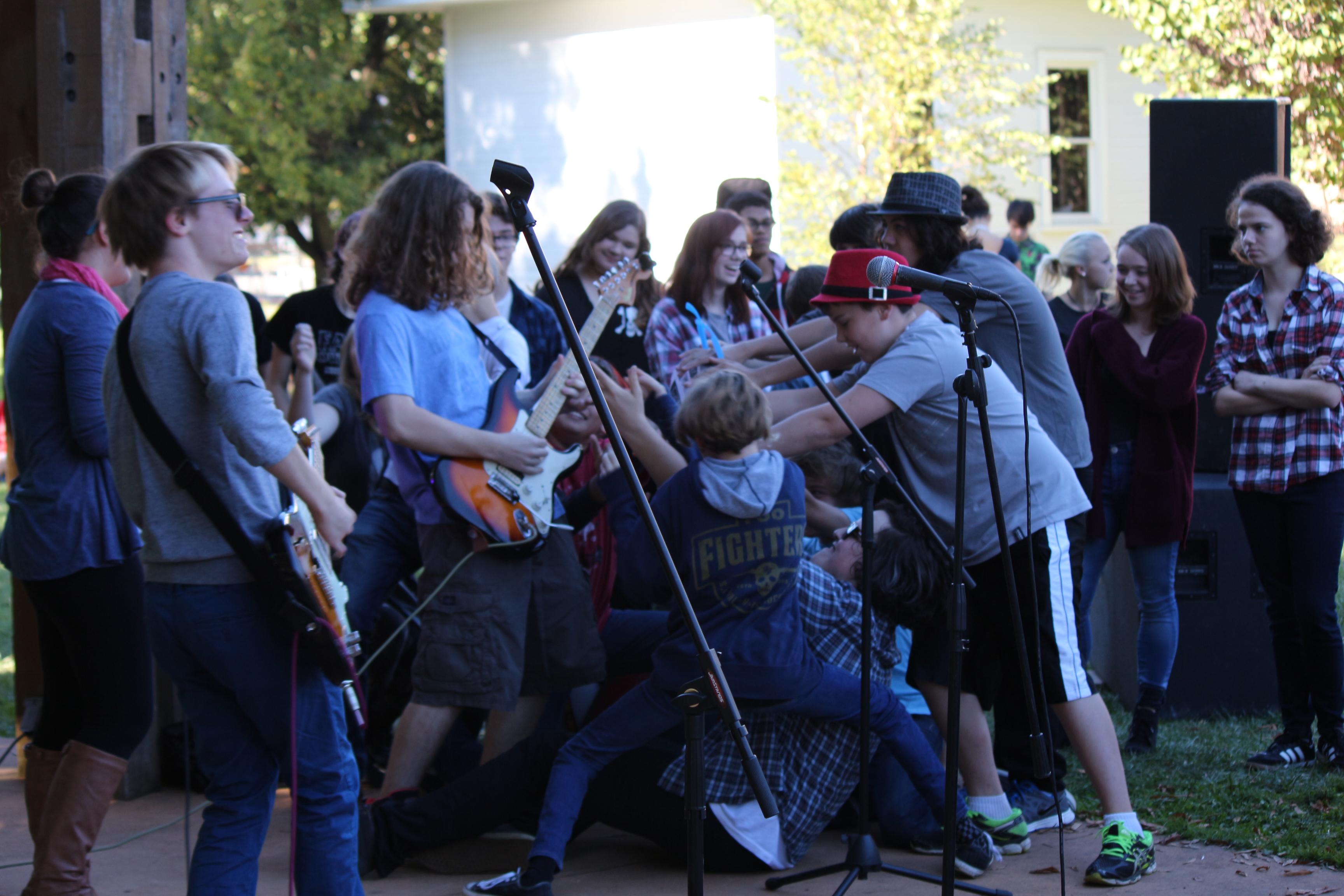 School of Rock Ashburn