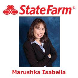 Marushka Isabella - State Farm Insurance Agent