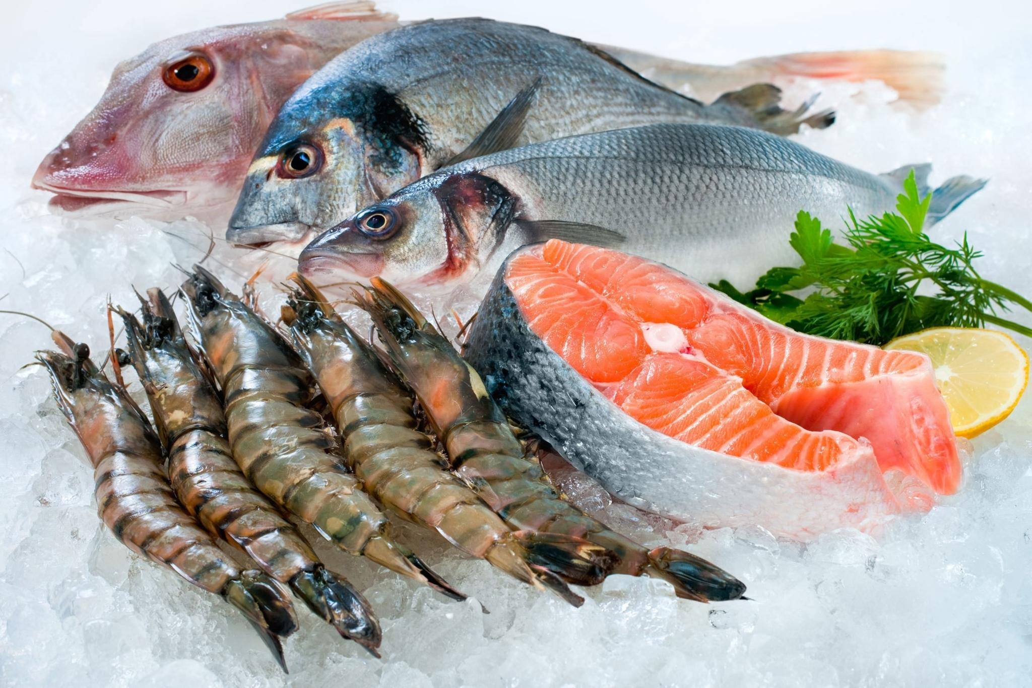 Poissonnerie les saveurs de la mer