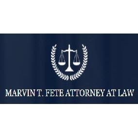 Marvin T. Fete Attorney at Law