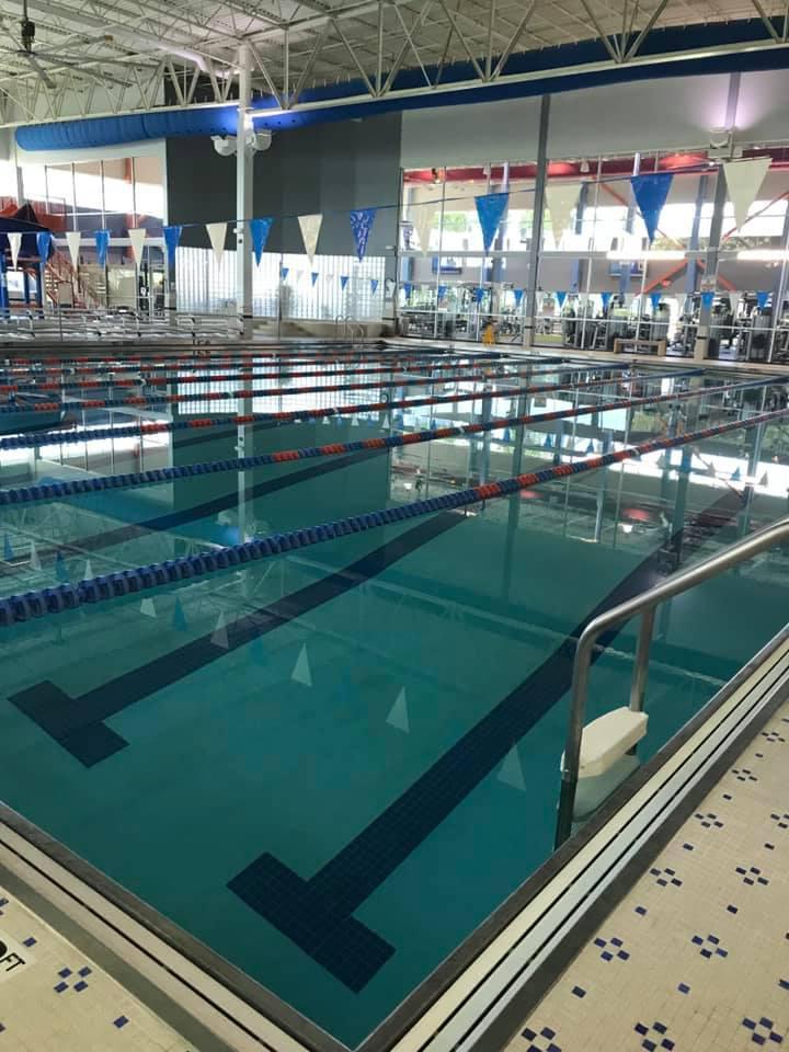 The Workout Club Splash Zone