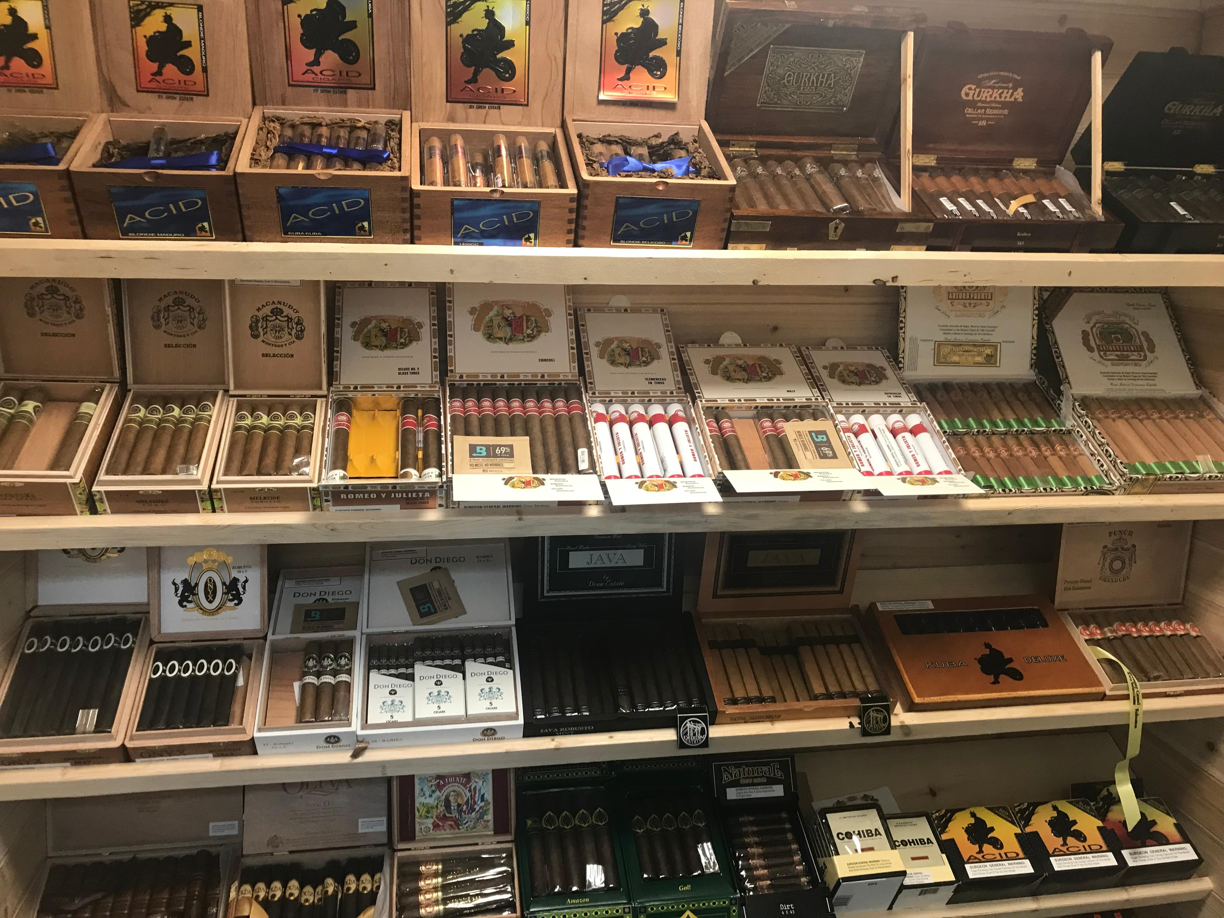 Smokers Box image 0