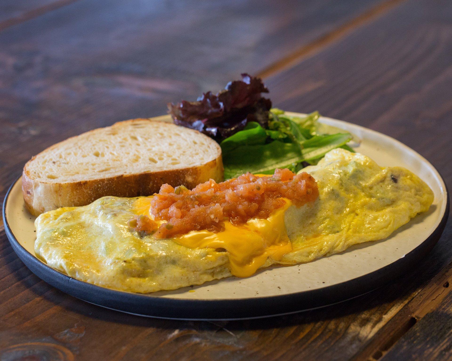 Egghead Cafe Chicago