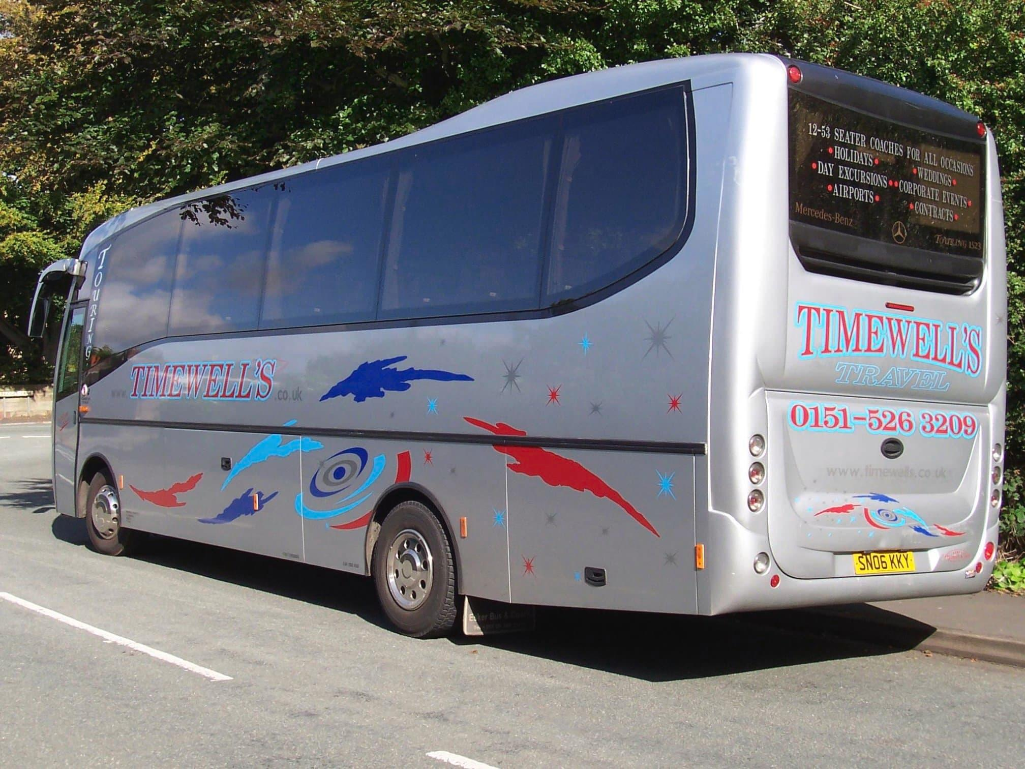Timewells Travel Ltd