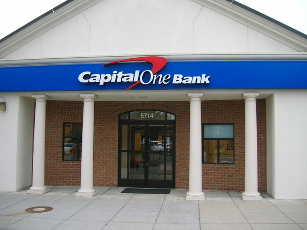 Capital One Bank image 0
