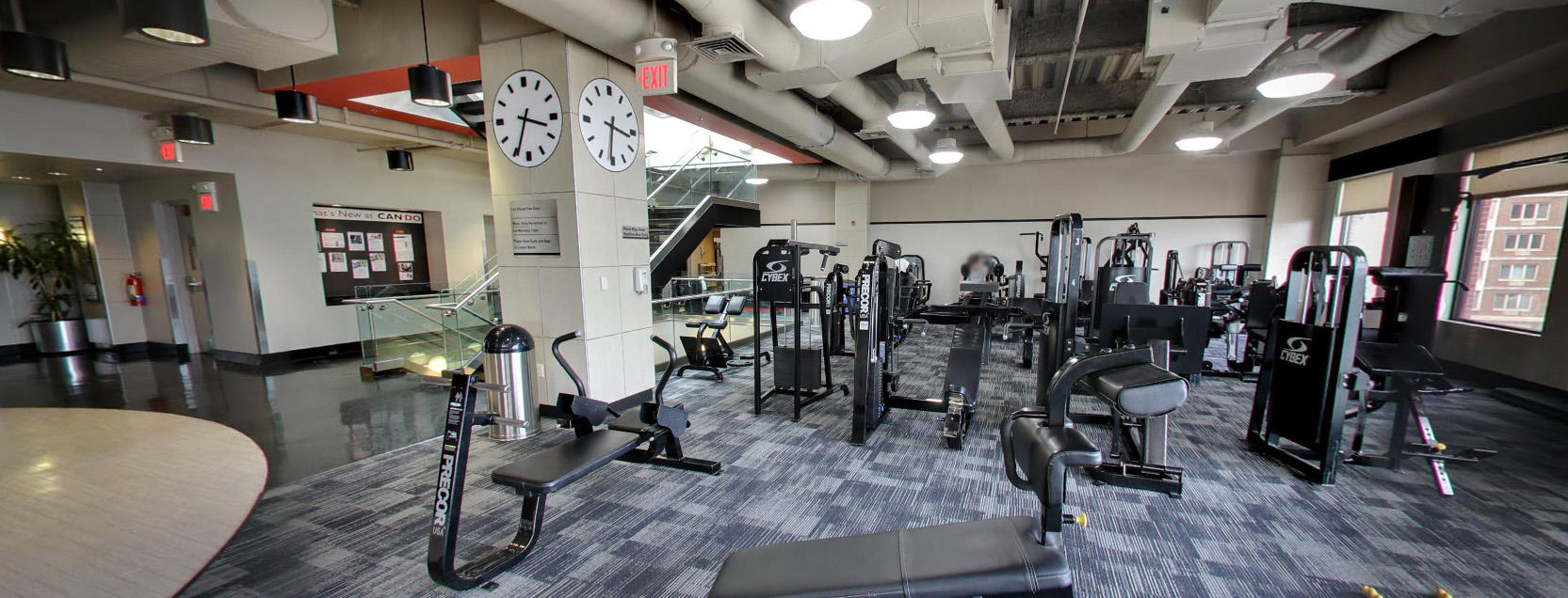 Tilton Fitness Edgewater 42 City Place Edgewater Nj Health Clubs Gyms Mapquest