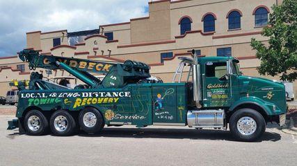 Goldbeck Towing Service, LLC