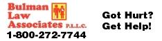 Bulman Law Associates, P.L.L.C. - ad image