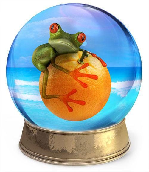 Orange Snowman- Port Saint Lucie image 17
