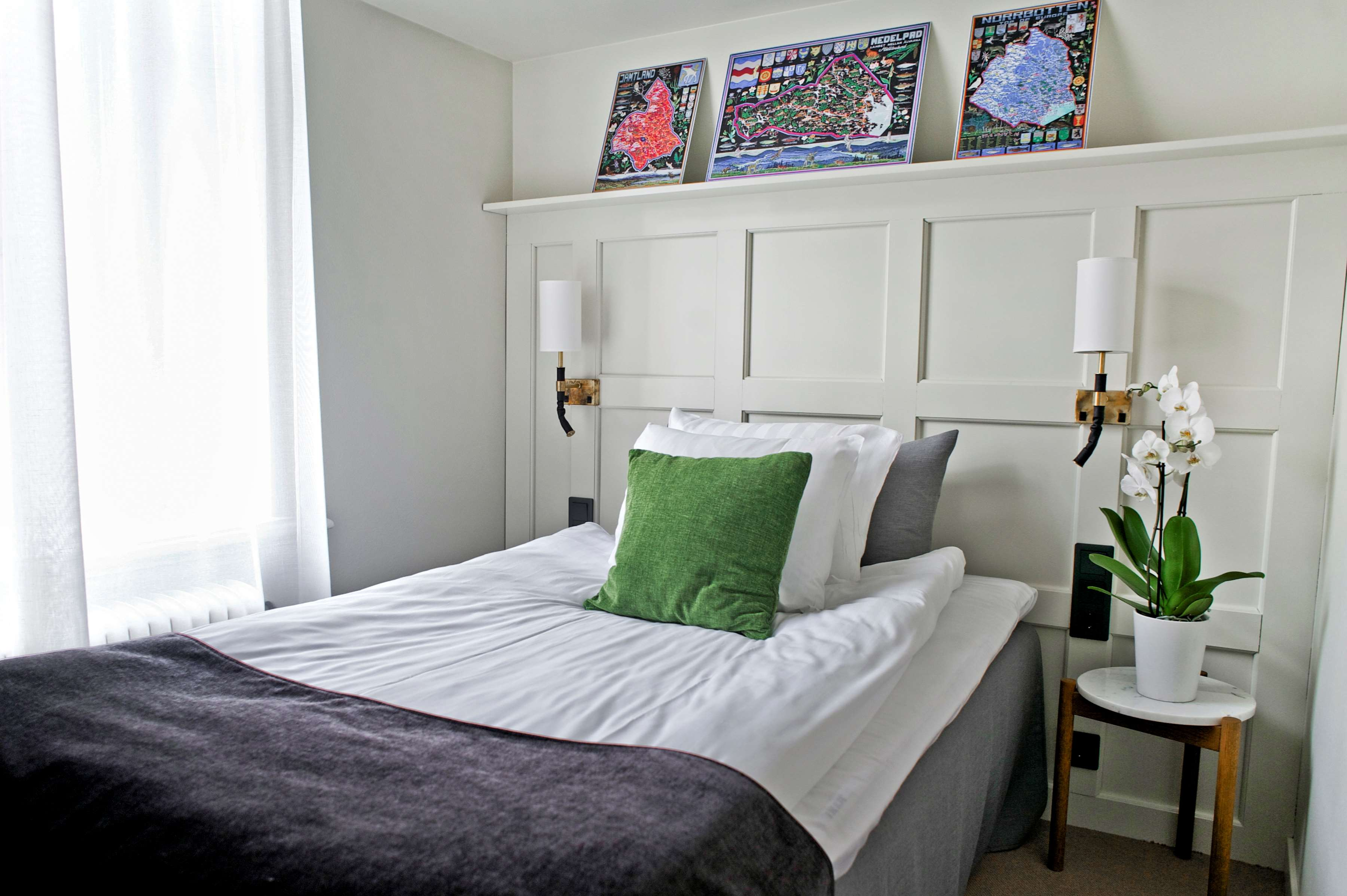 Superior Double Bed Guest Room