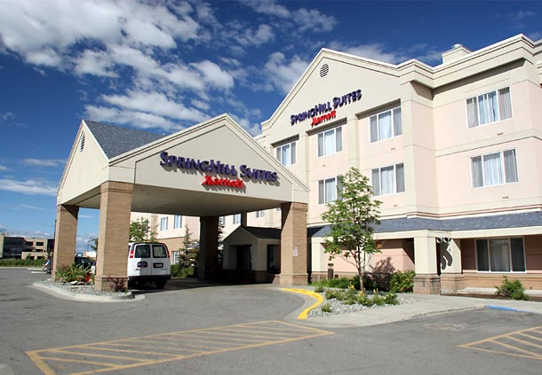 Springhill Suites By Marriott Anchorage Midtown In
