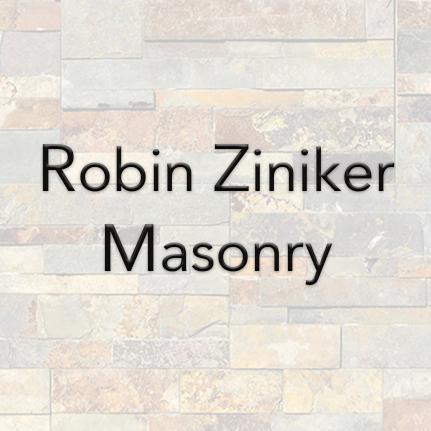 Robin Ziniker Masonry image 4