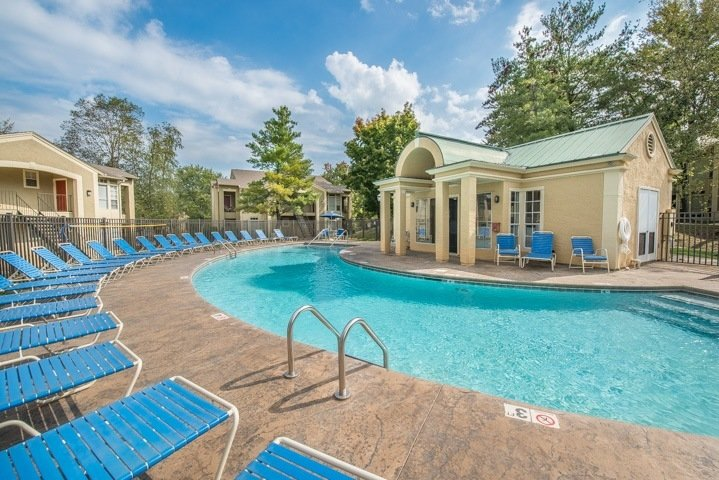 Steeplechase Apartment Homes Knoxville Tn