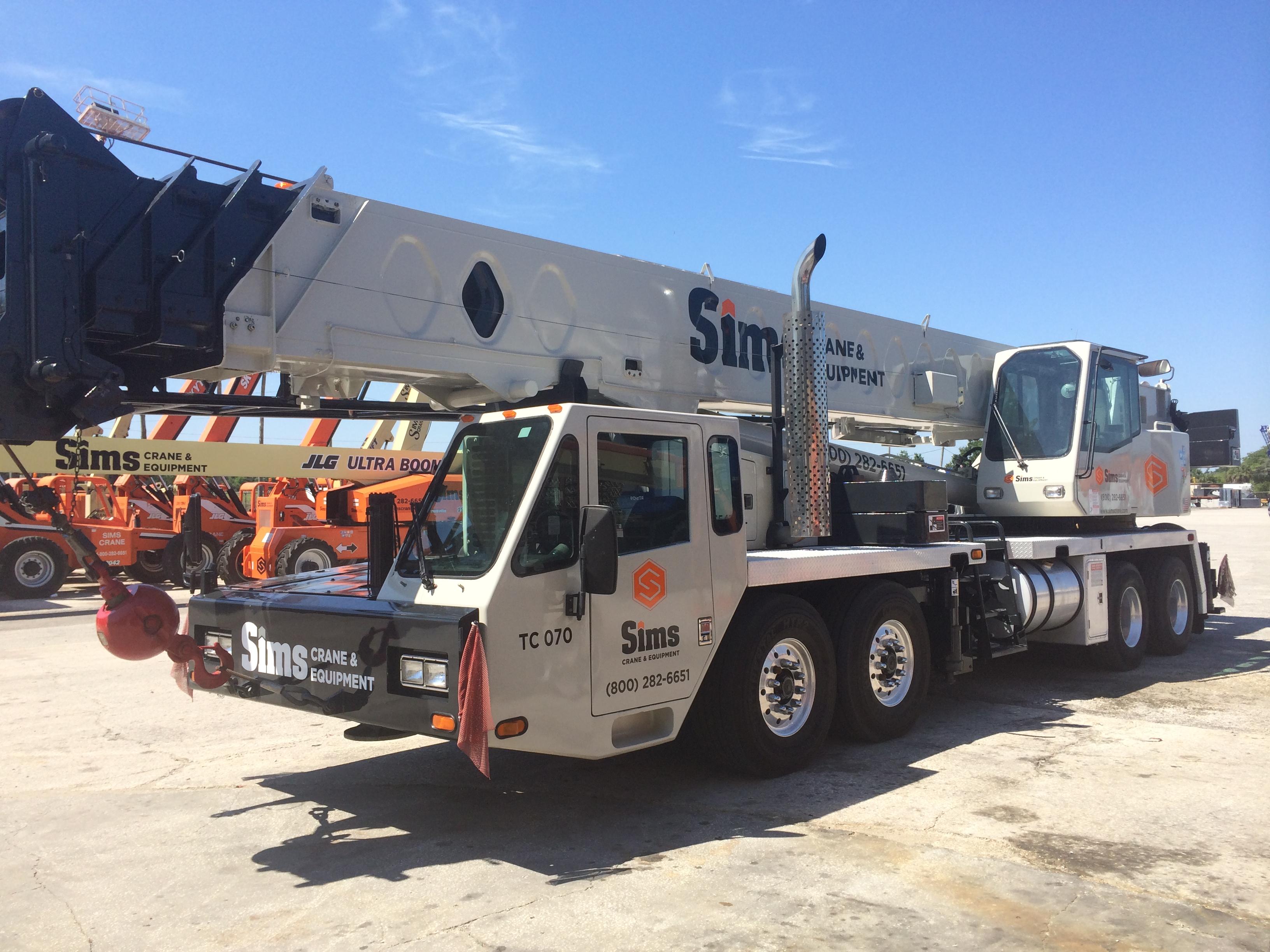 Sims Crane & Equipment Co. image 7