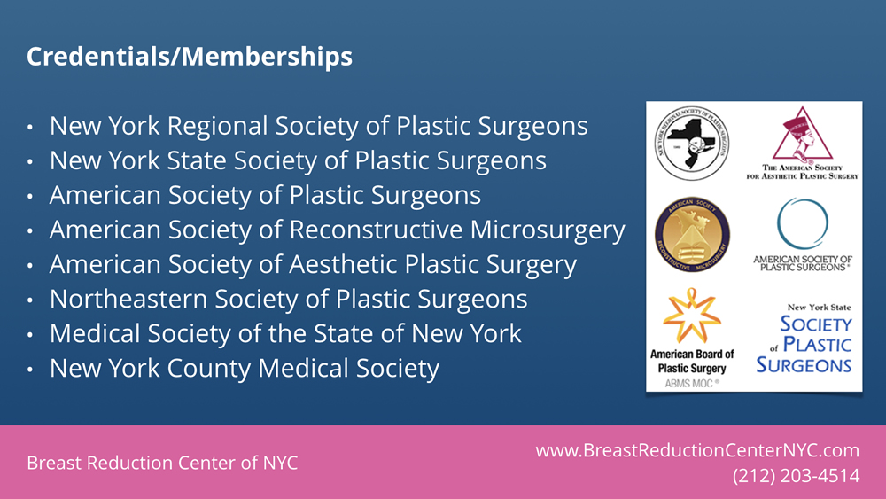 Breast Reduction Center of NYC image 1