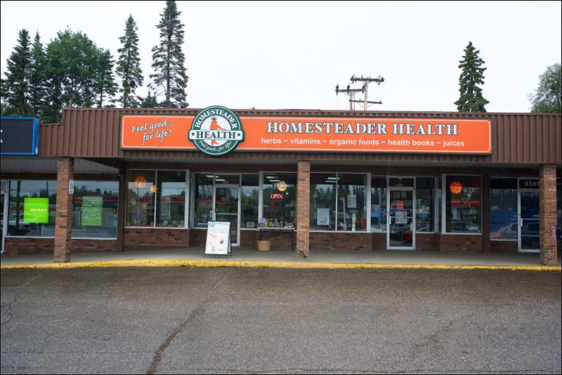 Homesteader Health Foods Ltd in Prince George