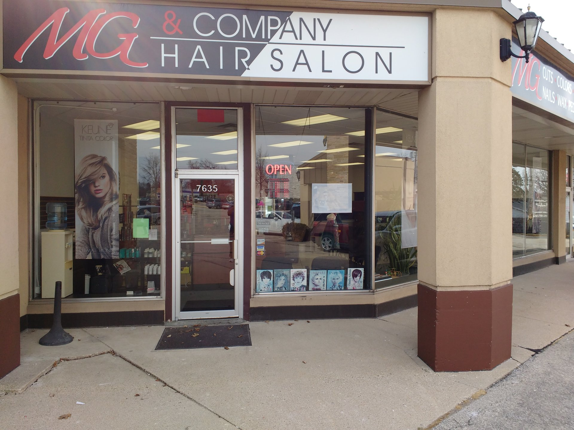 Mg & Company Hair Salon image 2