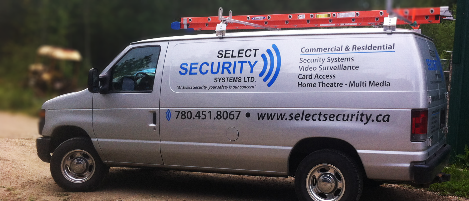 Select Security Systems Ltd