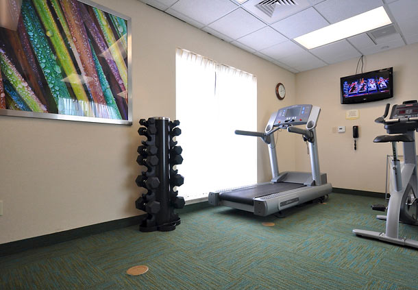 SpringHill Suites by Marriott Houston Katy Mills image 0