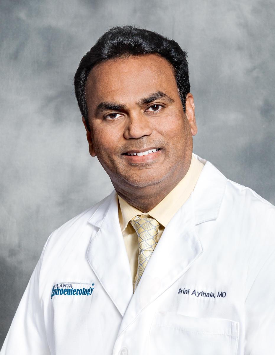 Image For Dr. Srini R. Ayinala MD