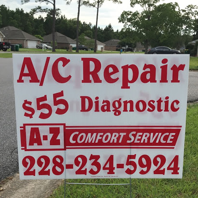 A-Z Comfort Service Heating and Air Conditioning image 1
