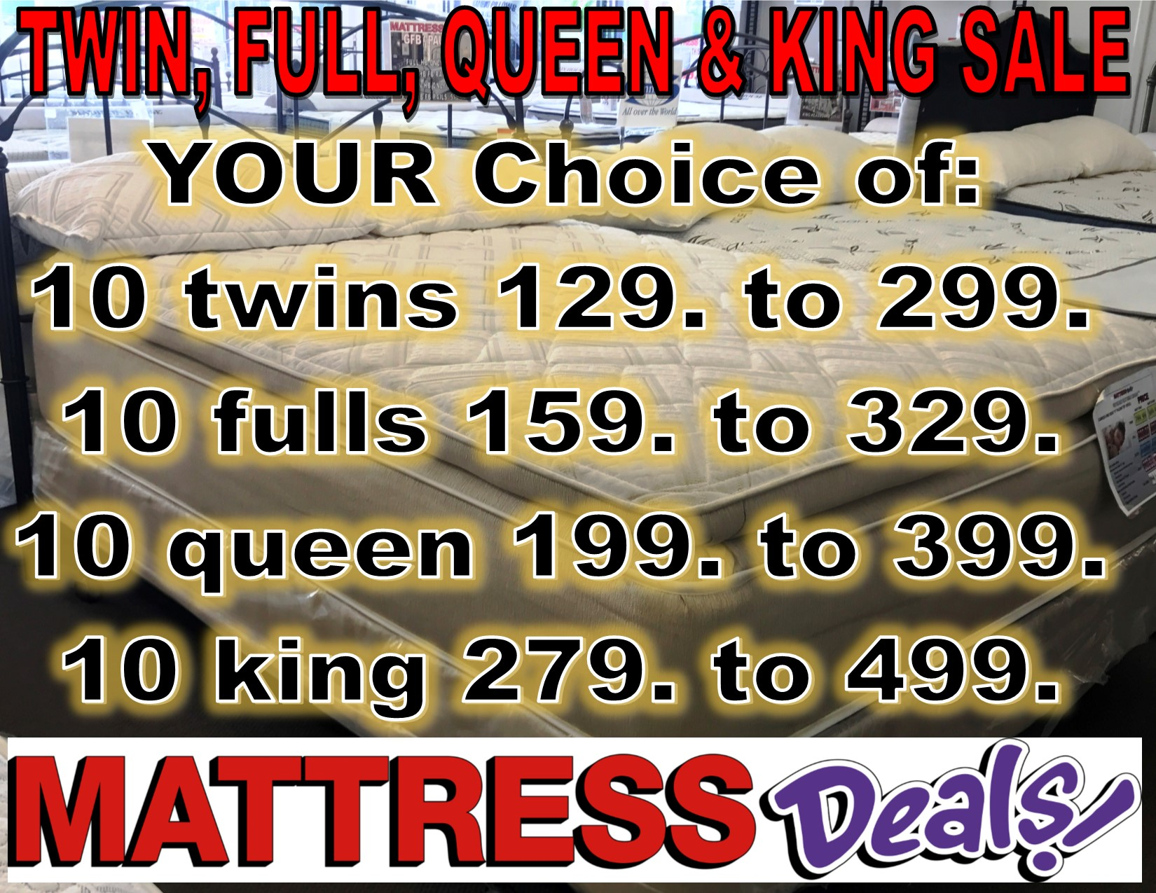 Mattress Deals image 93