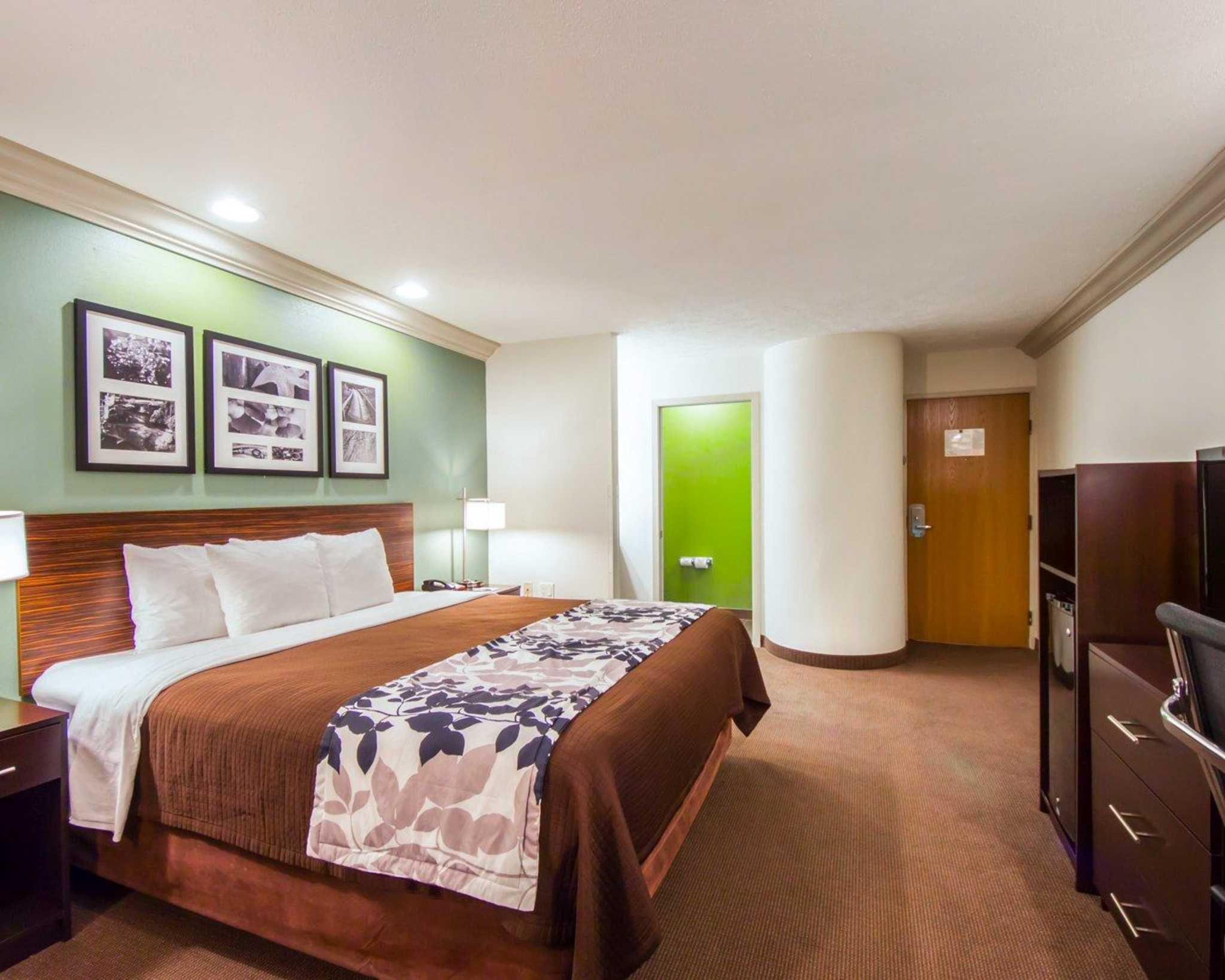 Sleep Inn Hotel Edmond Ok