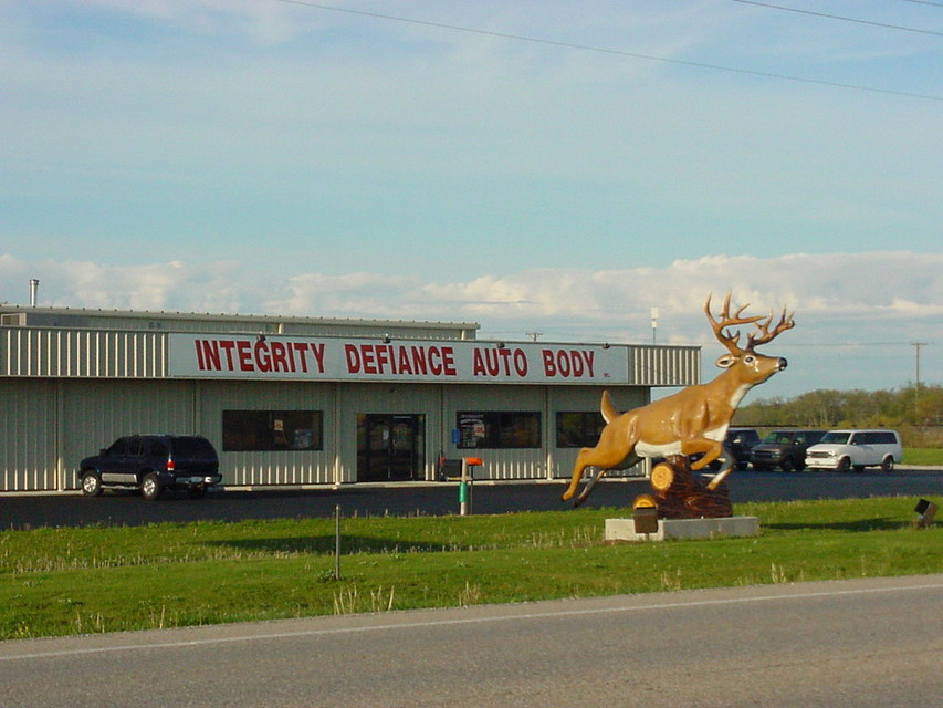 integrity defiance auto body in defiance oh 419 784 4