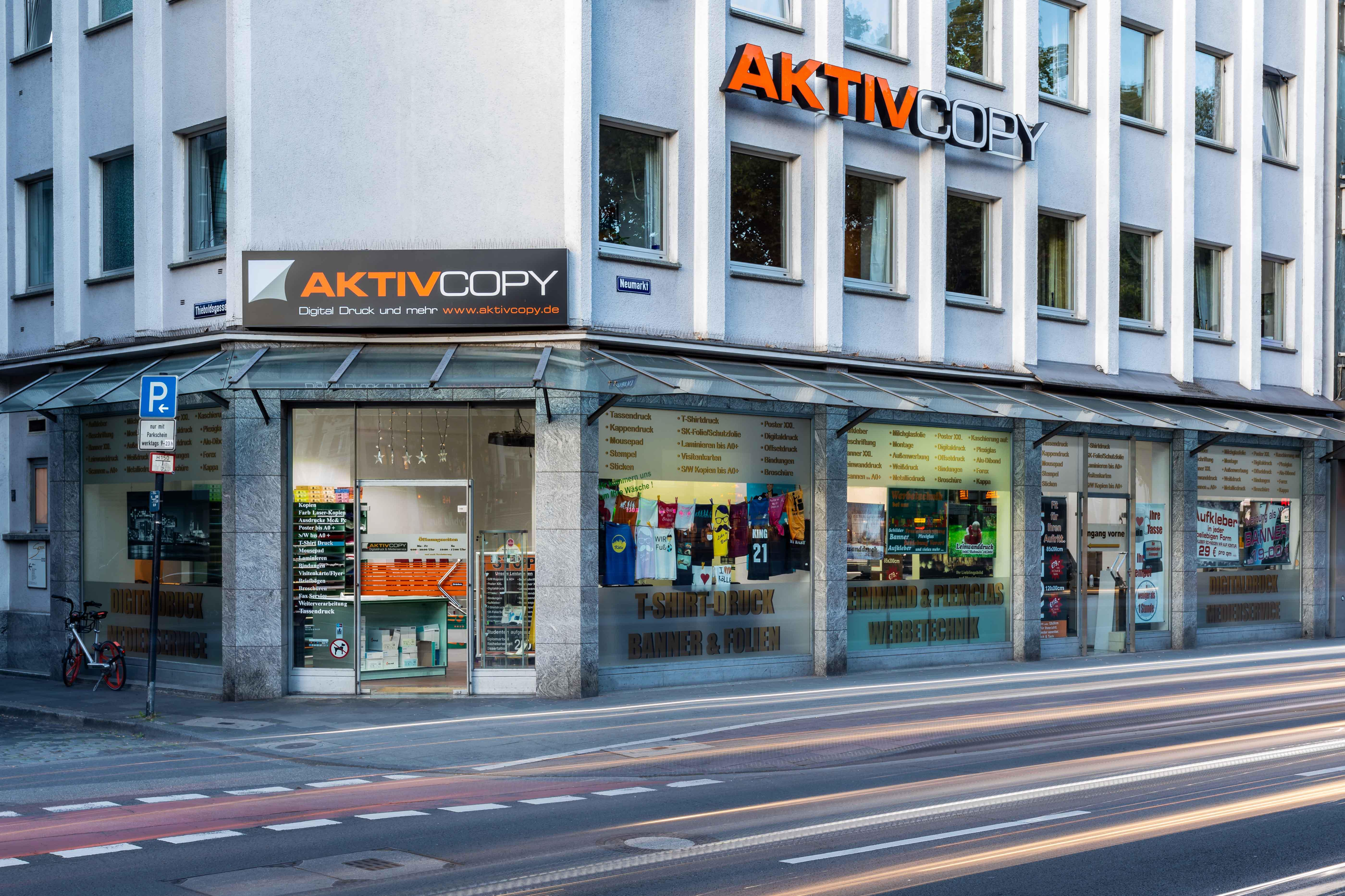 Copyshop Köln Aktivcopy Digitaldruck Köln 3 Bewertungen