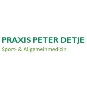 Logo von Sport- und Allgemeinmedizin Peter Detje