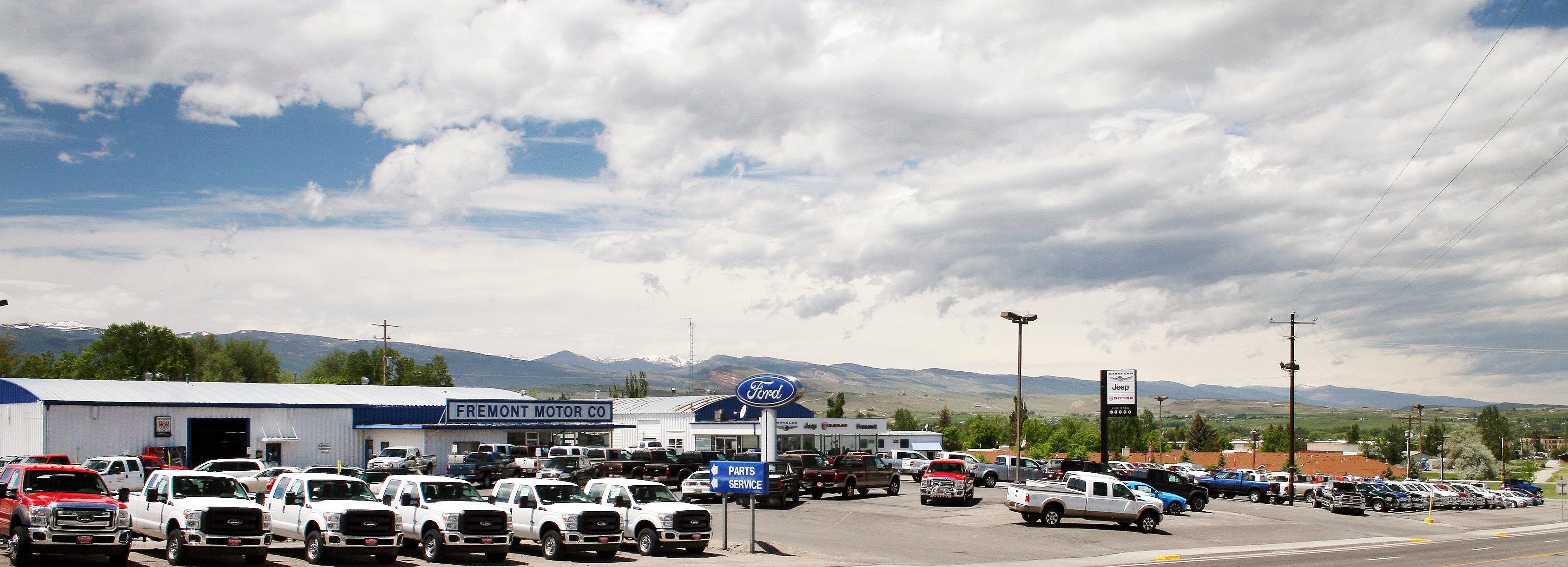 Fremont Motor Lander - Ford Chrysler Dodge Jeep Ram - ad image