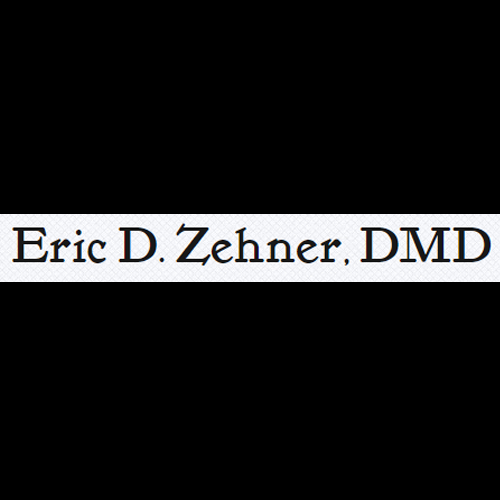 Eric D. Zehner, Dmd