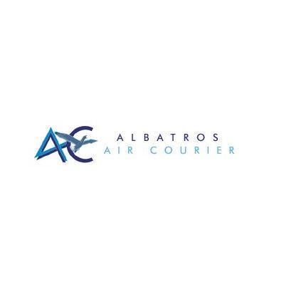 Logo von Albatros Air Courier GmbH