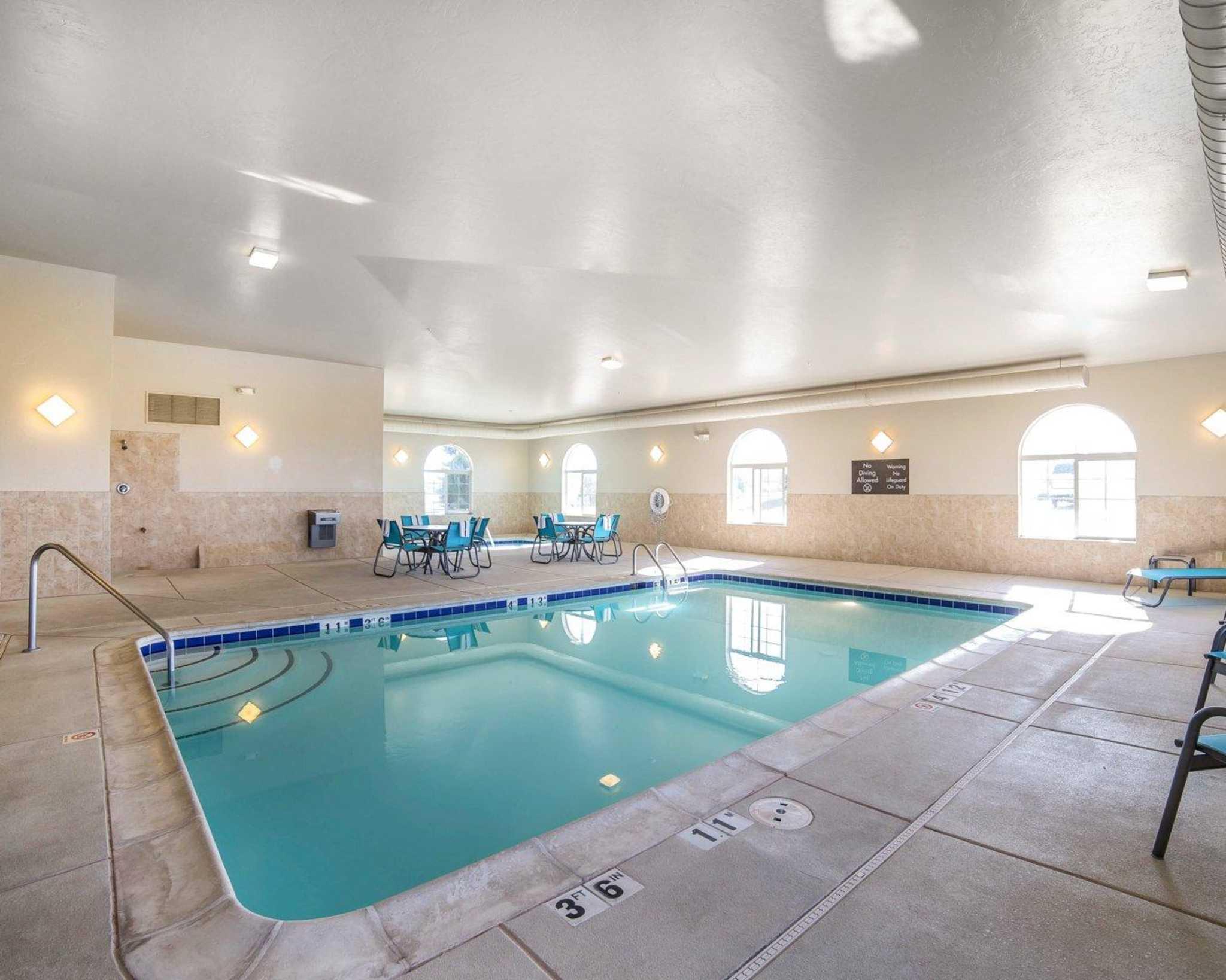 Comfort Inn Evansville-Casper image 23