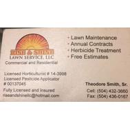 Rise & Shine Lawn Service LLC