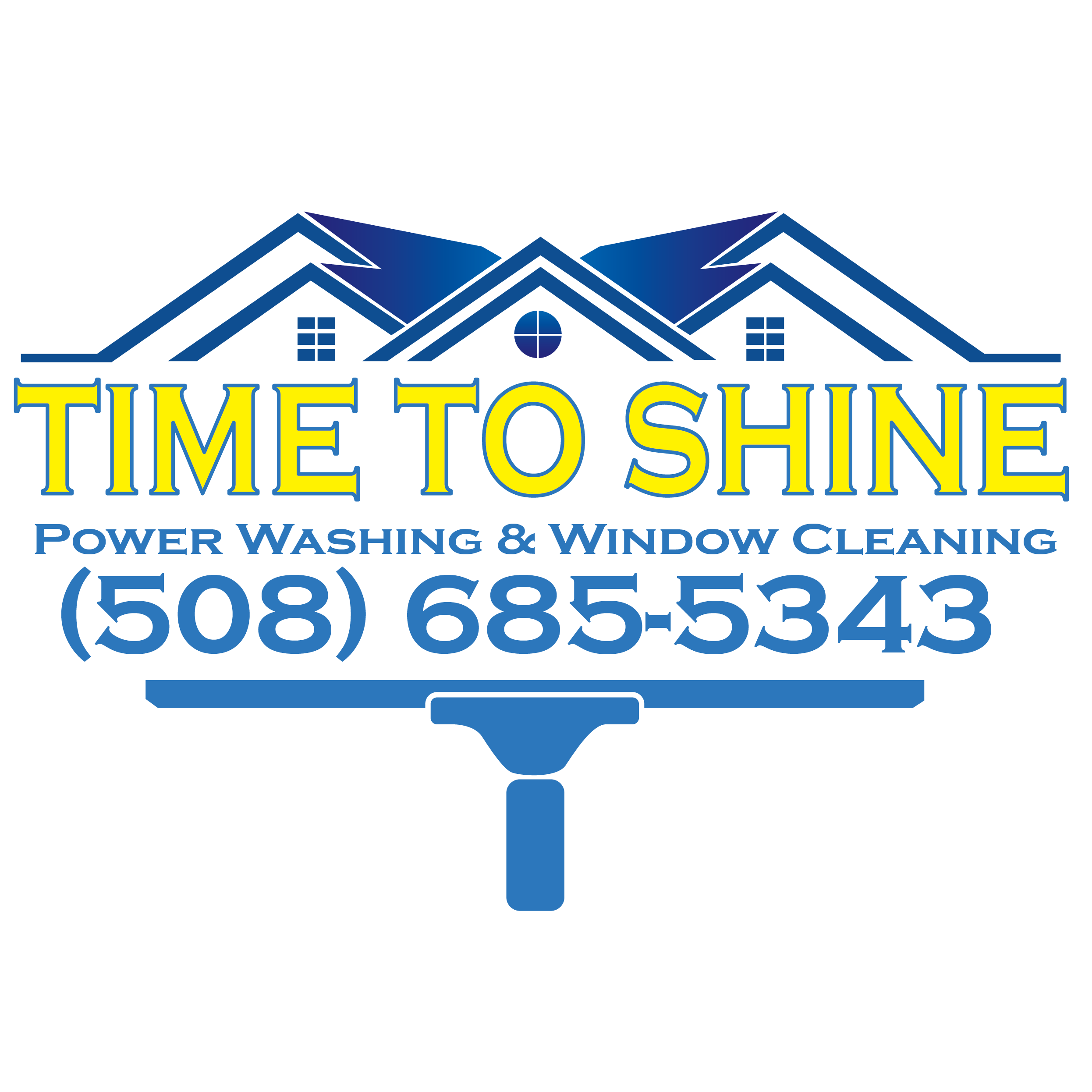 Time To Shine Power Washing & Window Cleaning