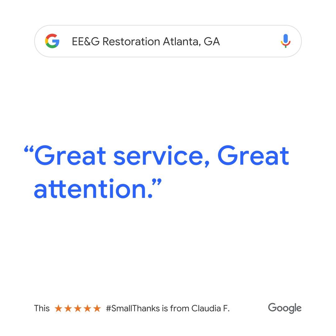 EE&G Restoration Atlanta, Water Damage Restoration, Fire Damage, Mold Remediation and Removal image 18
