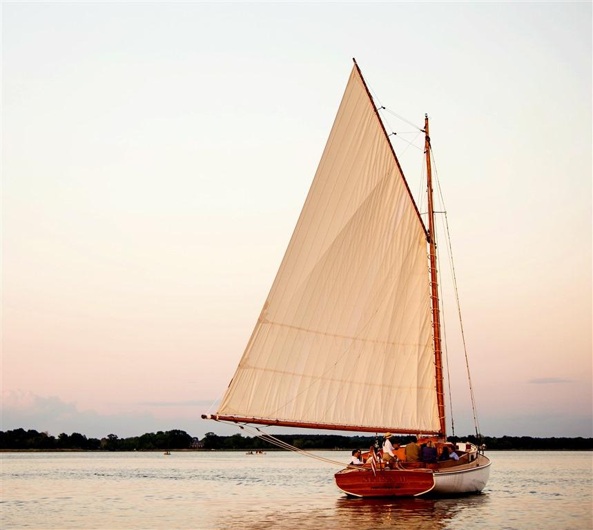 Sail Selina II, St. Michaels image 5