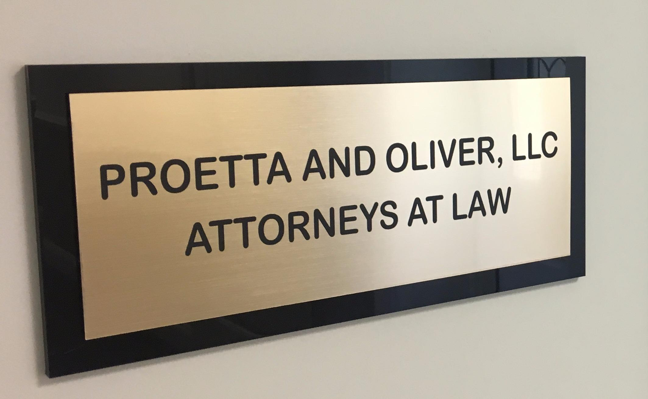 Keith G. Oliver, Esq at Proetta & Oliver image 0