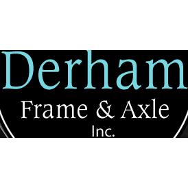Derham Frame & Axle