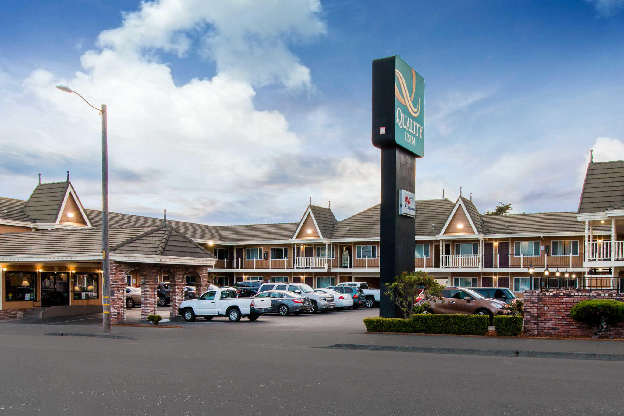 Ferndale Ca Hotels Motels