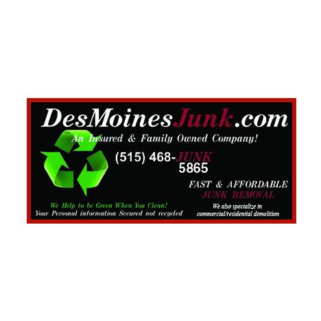Des Moines Junk
