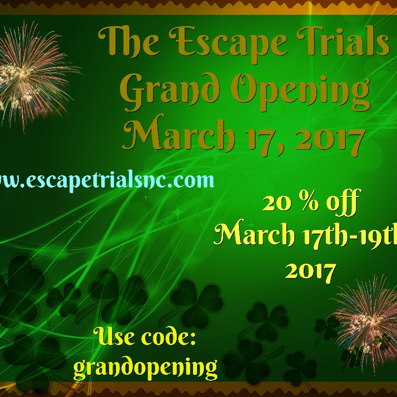 The Escape Trials-Where your Adventure begins! image 30