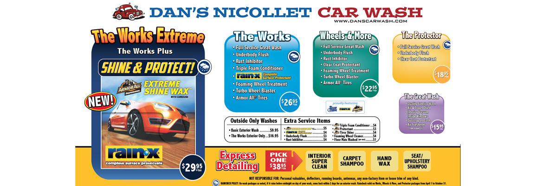 Dan's Nicollet Car Wash image 3