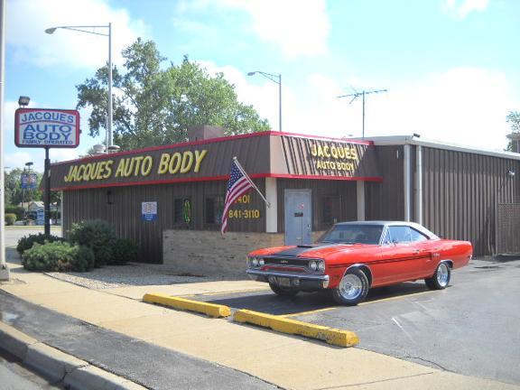 Jacques Auto Body, Inc. image 0