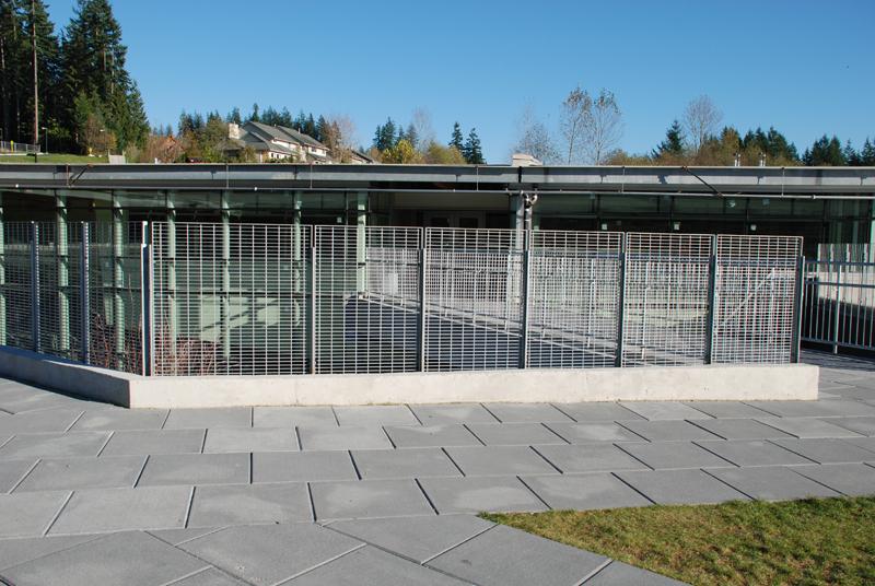 Western Fence & Gate Ltd in Surrey: Industrial fencing