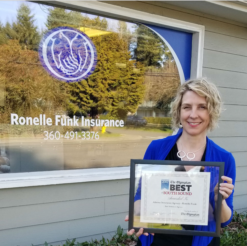 Ronelle Funk Insurance Yelm: Allstate Insurance image 1