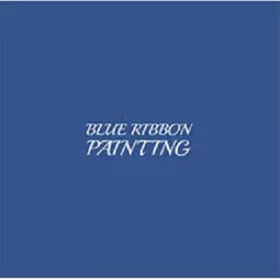 Blue Ribbon Painting